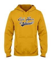 Eds Bar and Swill Dark  Hooded Sweatshirt tile