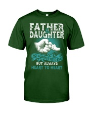 Father and Daughter Classic T-Shirt thumbnail