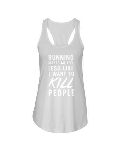 Running Make Me Feel Less