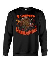Happy Thanksgiving Long Sleeve TShirt Crewneck Sweatshirt thumbnail