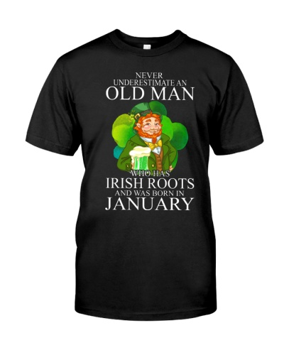 Irish Old Man 01