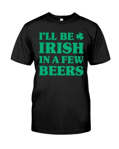 Irish in a few beers