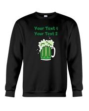 St Paddy's Green Beer Women's Dark  Crewneck Sweatshirt thumbnail