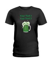 St Paddy's Green Beer Women's Dark  Ladies T-Shirt thumbnail