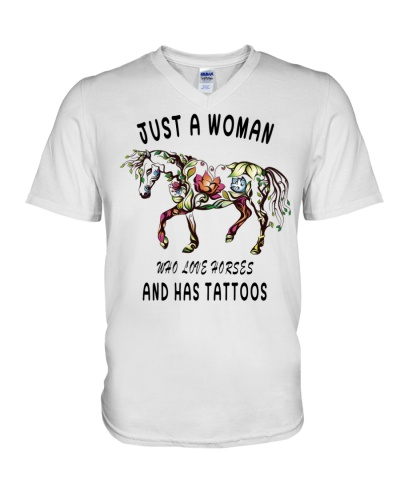 horse and tattoo 651693