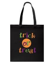 Trick or Treat Tote Bag thumbnail