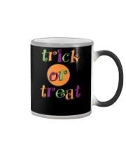 Trick or Treat Color Changing Mug thumbnail