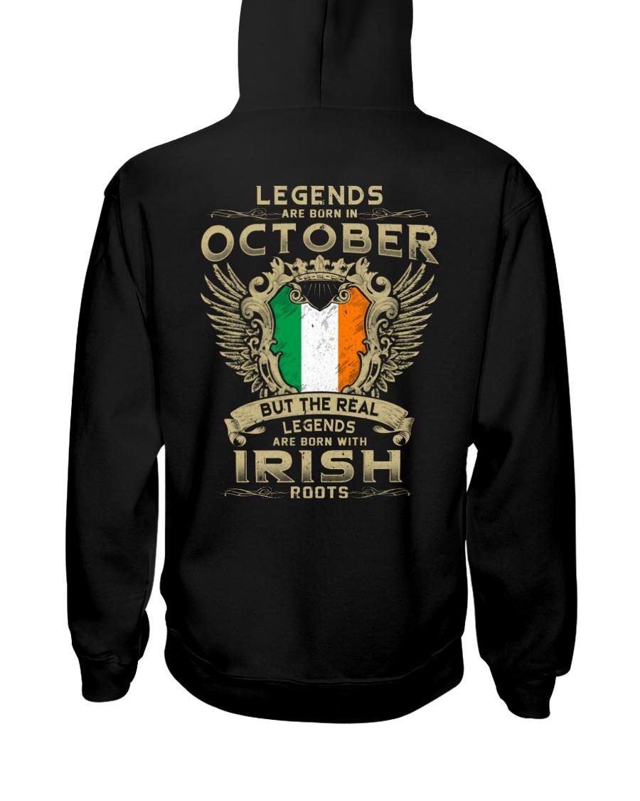 irish 10 2668974 Hooded Sweatshirt