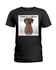 Ridgeback  Ladies T-Shirt thumbnail