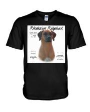 Ridgeback  V-Neck T-Shirt thumbnail