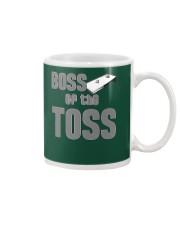 Boss of the Toss Dark  Mug thumbnail