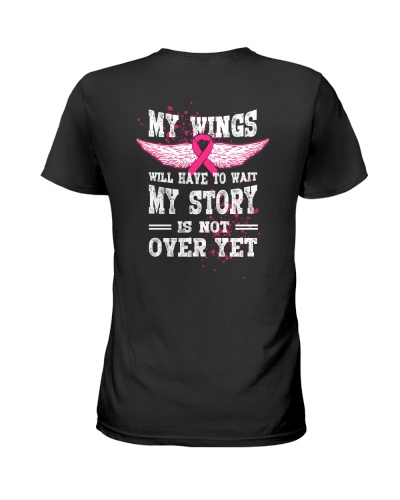 My wings story is not over yet