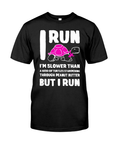 I run breast cancer