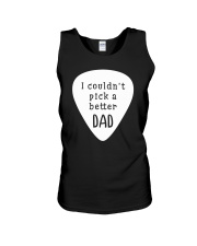 Guitar I could not pick another Unisex Tank thumbnail