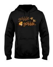 Gobble Turkey Thanksgiving TShirt Hooded Sweatshirt thumbnail