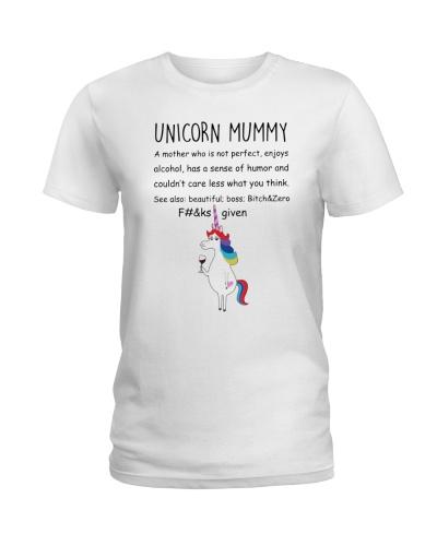 Unicorn Mummy