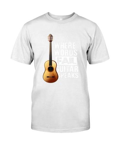 Guitar When Words fail2
