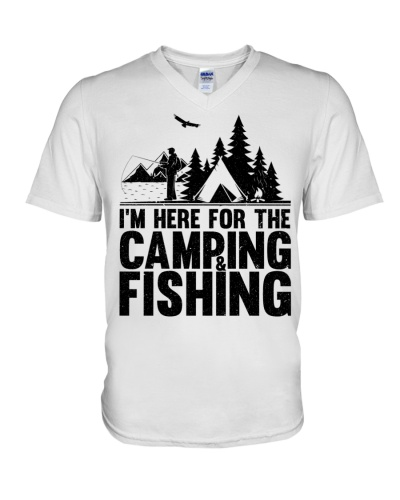 im here for the camping and fishing 560498