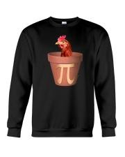 Chicken Pot Pi Kids Dark TShirt Crewneck Sweatshirt thumbnail