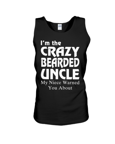 I am the crazy bearded uncle
