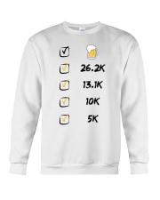 Run like beer Crewneck Sweatshirt thumbnail