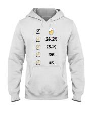 Run like beer Hooded Sweatshirt thumbnail