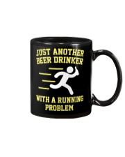 Beer Drinker Running Problem Mug thumbnail