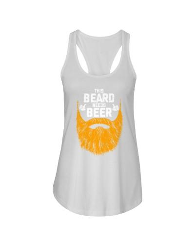 Beard needs beer