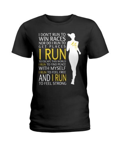 I Run to