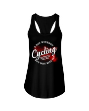 a day withou cycling 2539152 Ladies Flowy Tank thumbnail