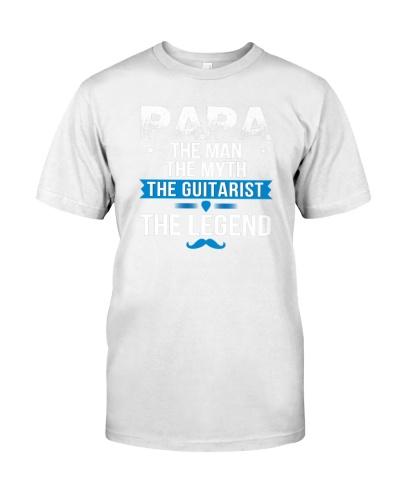 Guitar Papa the man the myth