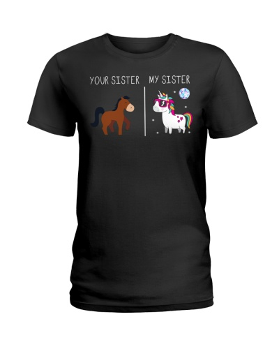 your sister horse my sister unicorn shir 770659