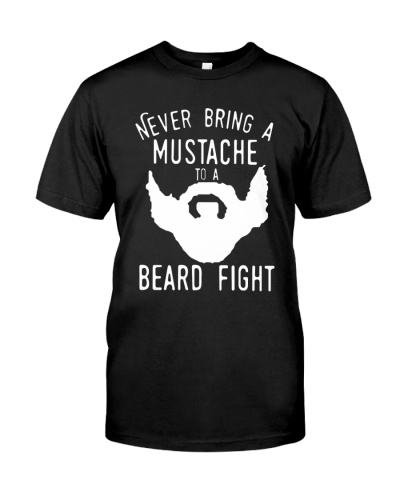 Beard fight
