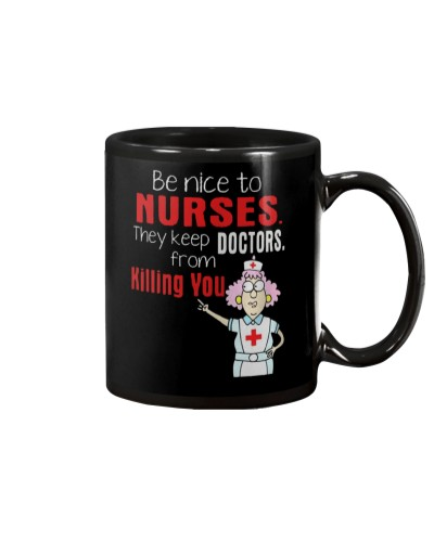 be nice to nurses they keep doctors from 155619