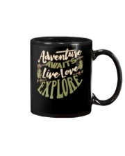 Hiking Camping Adventure Mug thumbnail