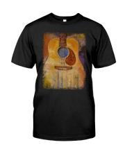 guitar classic Classic T-Shirt front
