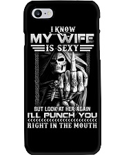 I know my wife but look at her again Phone Case thumbnail