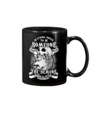 Be strong enough to be someone Mug thumbnail