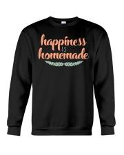 Happiness is Homemade Dark TShirt Crewneck Sweatshirt thumbnail