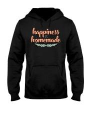 Happiness is Homemade Dark TShirt Hooded Sweatshirt thumbnail