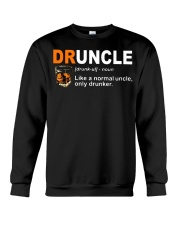 Druncle Crewneck Sweatshirt front