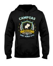 Campsas  seuls les meilleurs sont venus d'ici Hooded Sweatshirt thumbnail