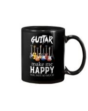 Guitar Makes me happy Mug thumbnail