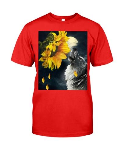 wolf sunflower moon