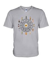 Circle of Whiskey 5th  V-Neck T-Shirt thumbnail