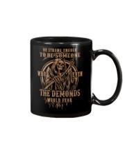 Be Strong Enough Mug thumbnail