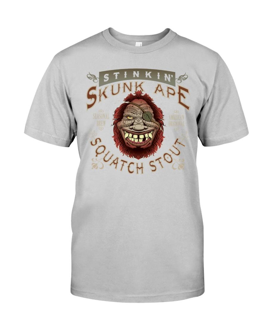Stinking Skunk Ape Stout  Classic T-Shirt
