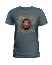 Stinking Skunk Ape Stout  Ladies T-Shirt thumbnail