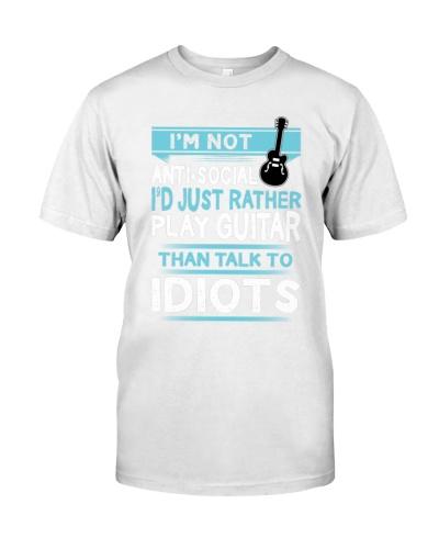 Guitar I'm not anto-social