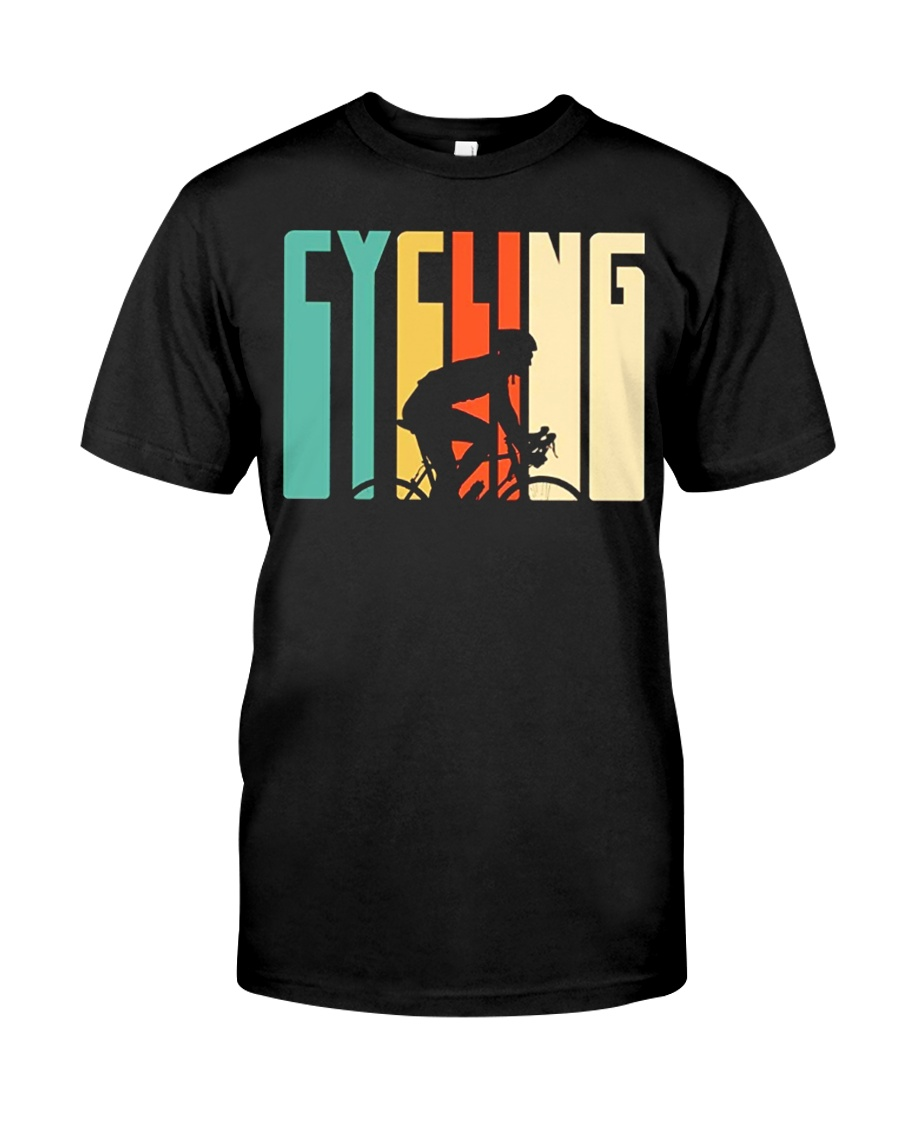 cycling vintage t best gift for bi 200134 Classic T-Shirt